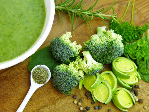 brokkoli porree gesund
