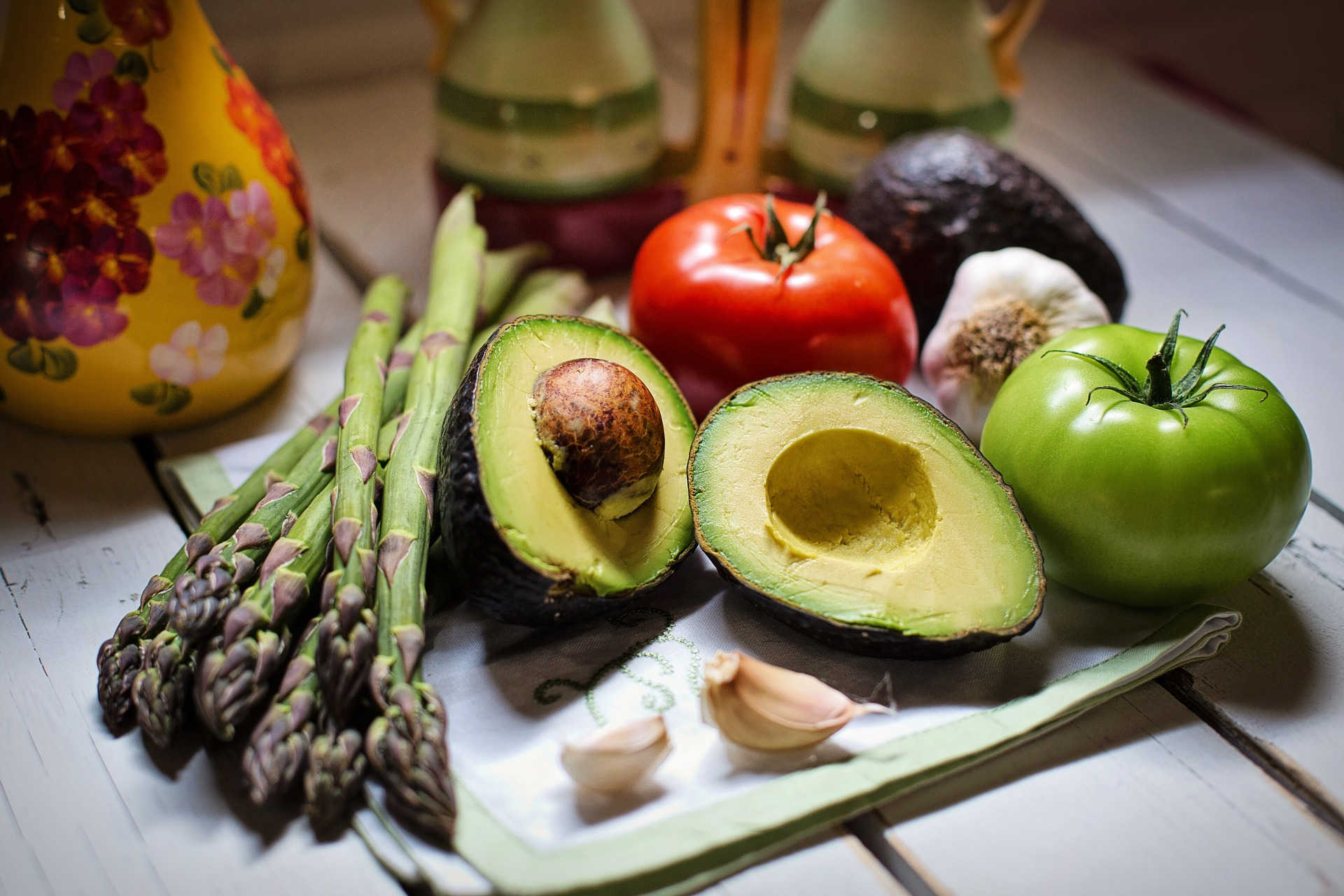 gesundes ernährung