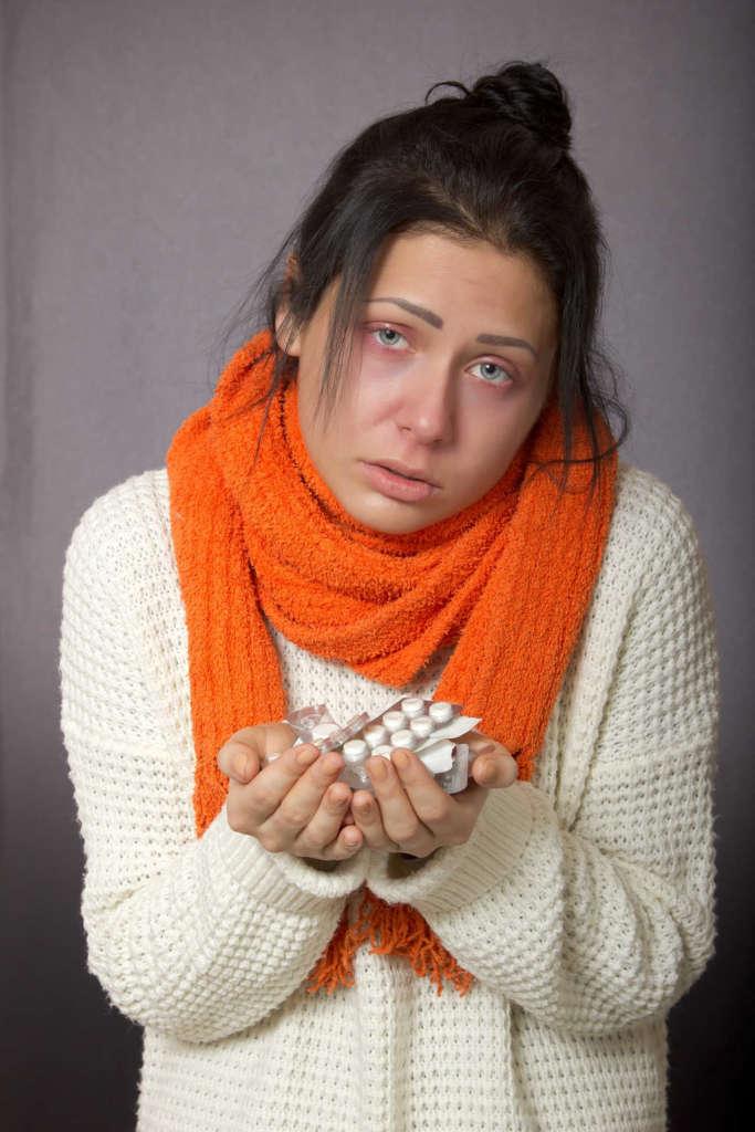 vitamin c erkältung