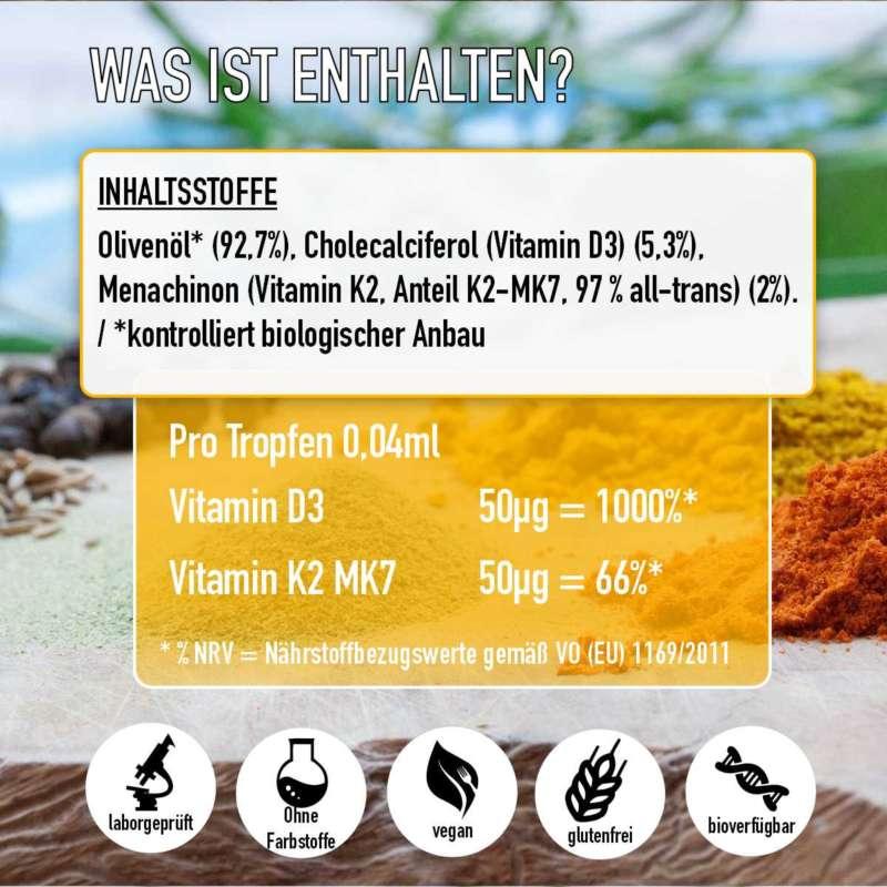 inhaltsstoffe vitamin d