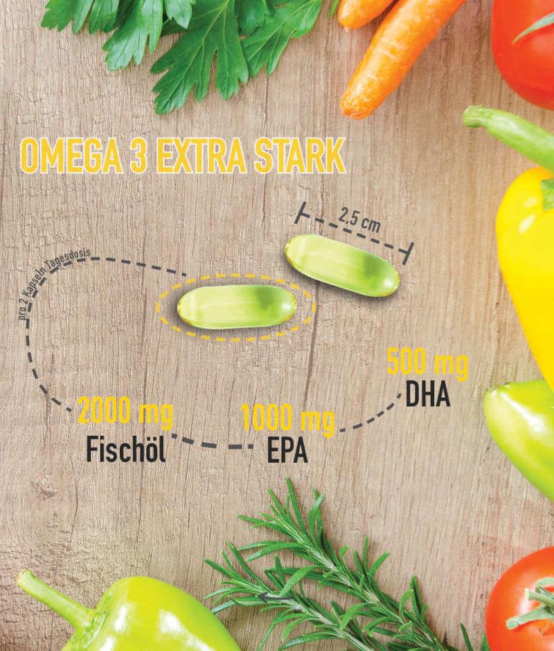 omega 3 extra stark