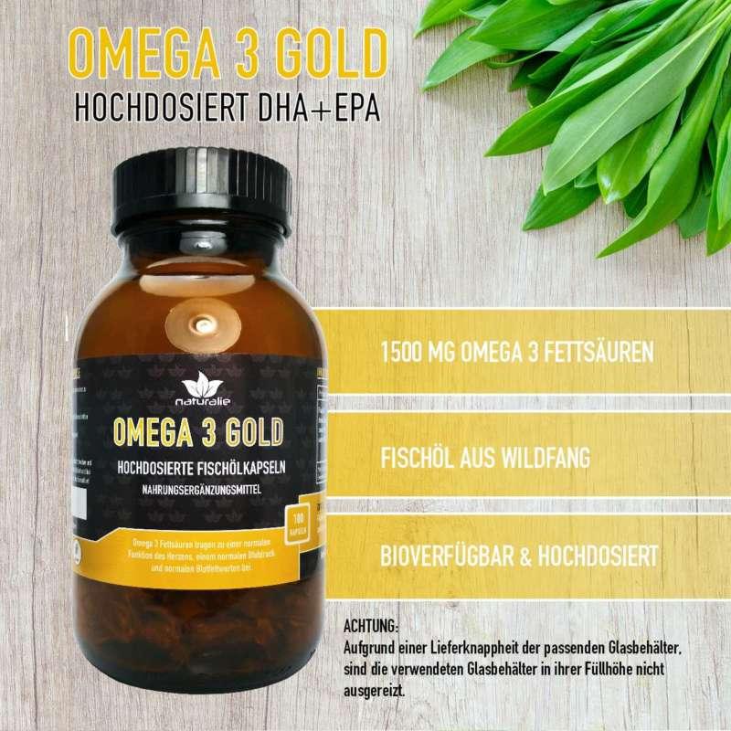 omega 3 kapseln hochdosiert