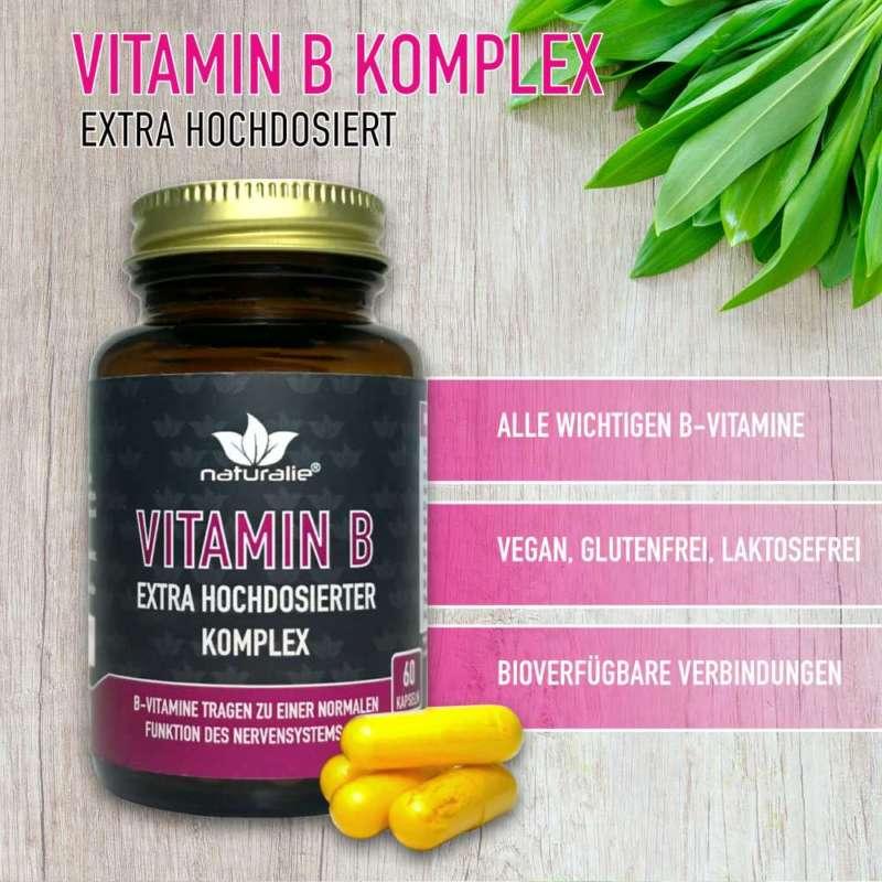 b vitamine vorteile