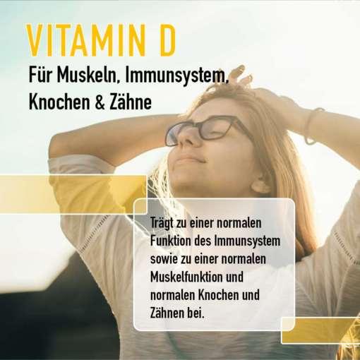 vitamin d tropfen vorteile