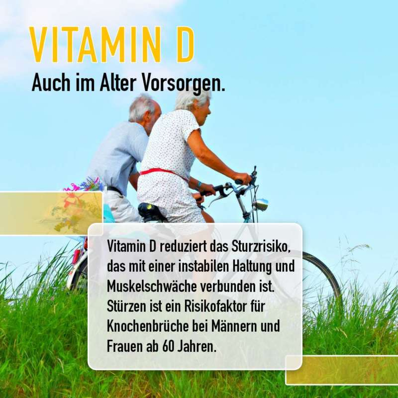 vitamin d im alter