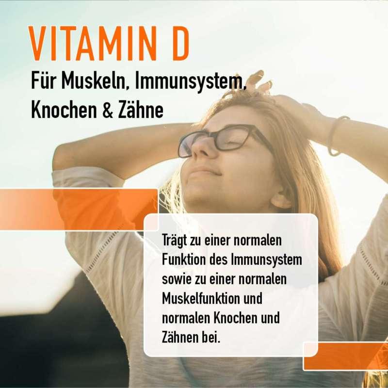 vitamin d vorteile