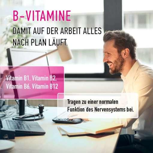 vitamin b komplex hochdosiert