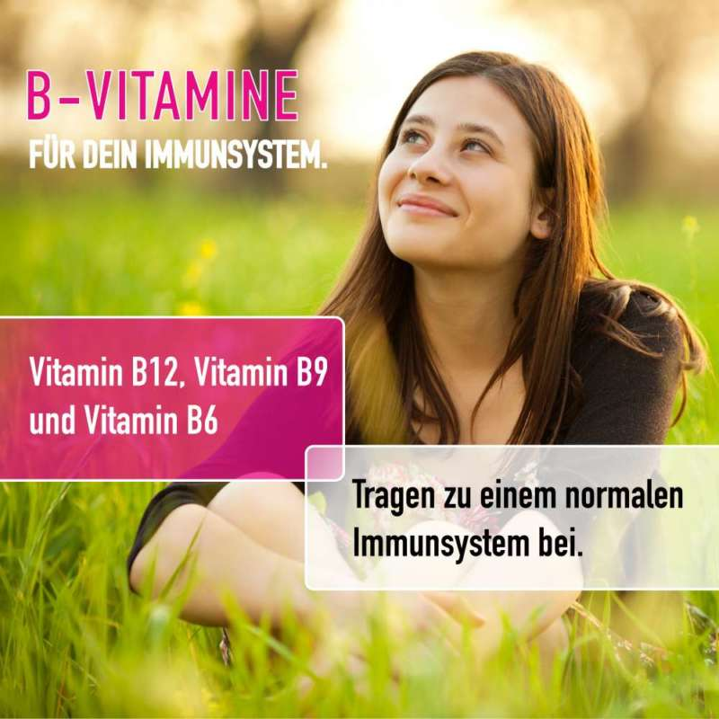 vitamin b immunsystem