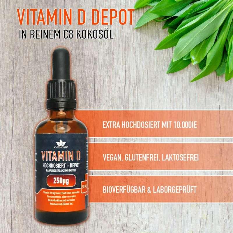 vitamin d tropfen