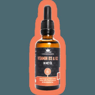 vitamin d tropfen mit vitamin k2