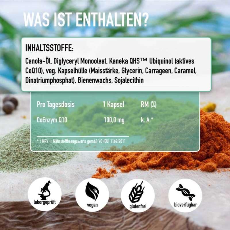 q10 inhaltsstoffe